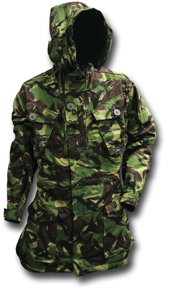 COMBAT WINDPROOF MK2 SMOCK - HOOD UP