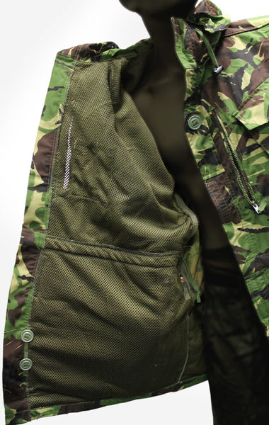 COMBAT WINDPROOF MK2 SMOCK - INSIDE LINING