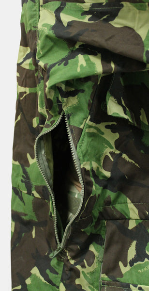 COMBAT WINDPROOF MK2 SMOCK - SIDE VENT