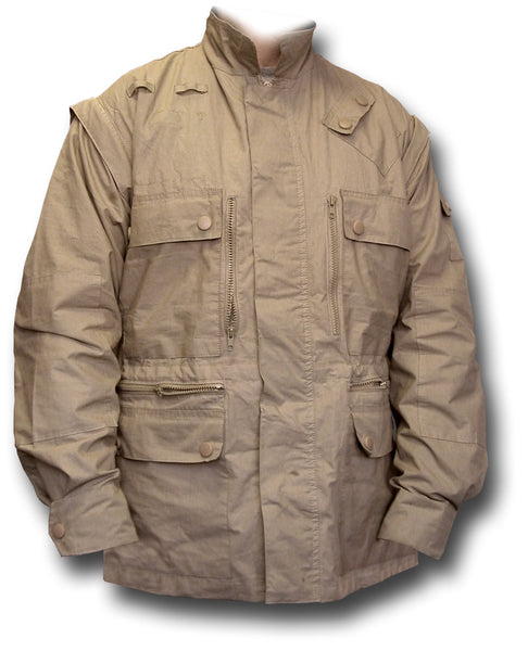 MULTI POCKET LT/WEIGHT JACKET - Silvermans  - 5