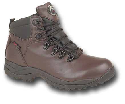 JOHNSCLIFFE TYPHOON BROWN BOOT - Silvermans