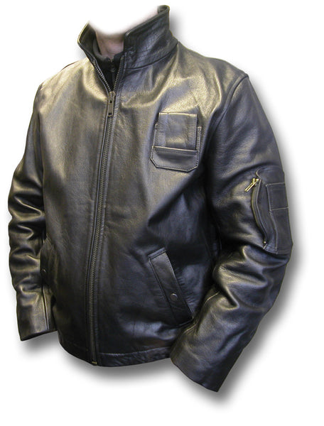 MIRAGE FRENCH LEATHER JACKET