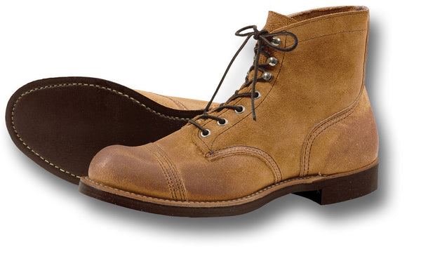 RED WING 8113 boots