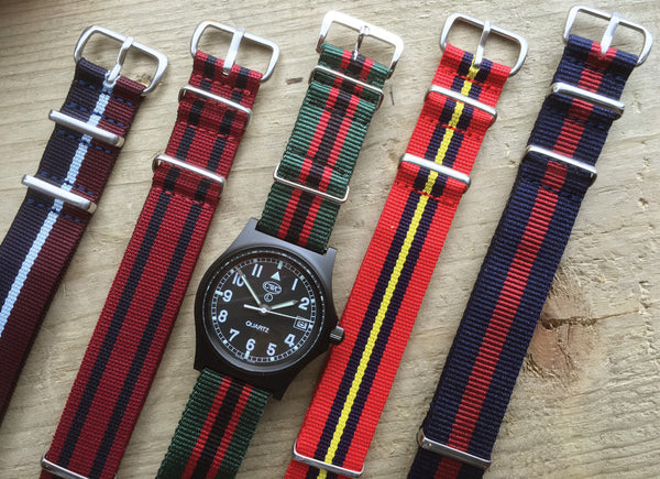 REGIMENT WATCH STRAPS