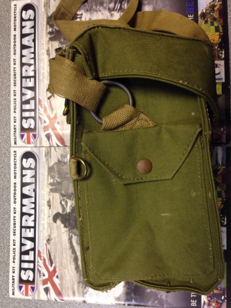 DATED '40s GREEN GAS MASK CASE