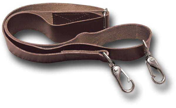 REPLACEMENT LEATHER STRAP - BROWN