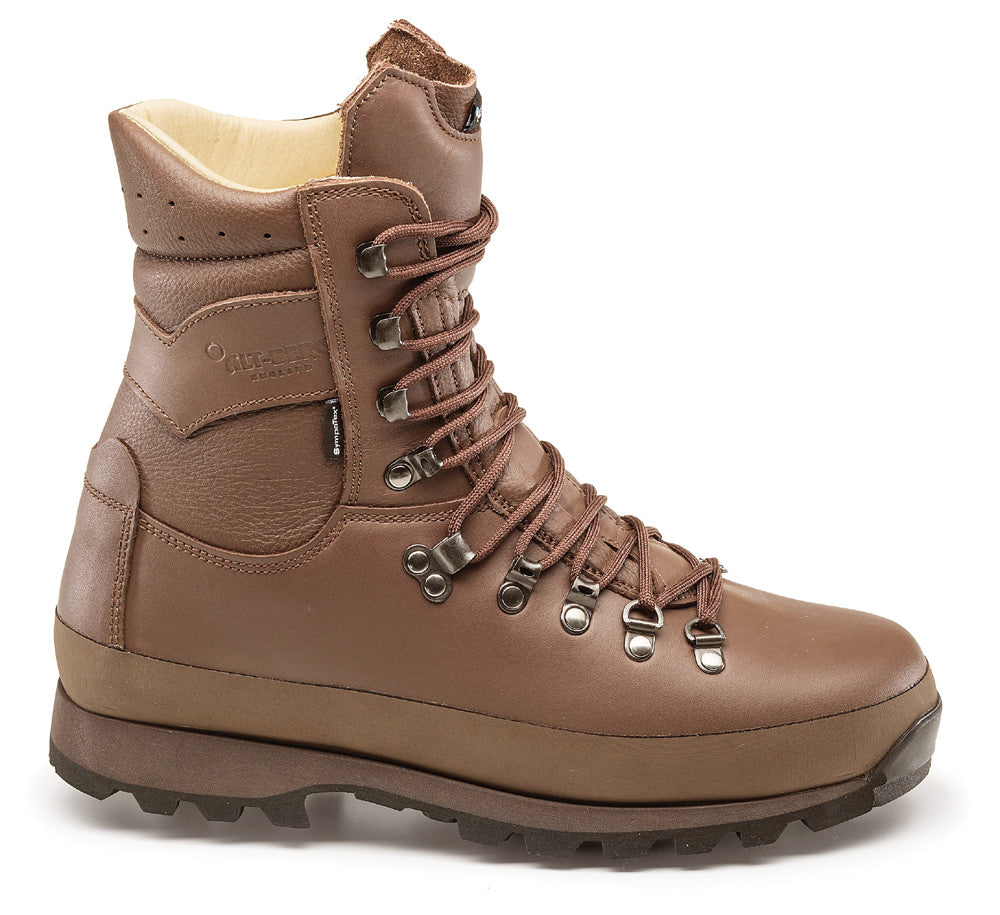 afb9ee55a51 ALTBERG WARRIOR BROWN BOOTS