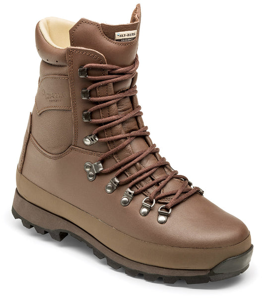 ALTBERG WARRIOR BROWN BOOTS
