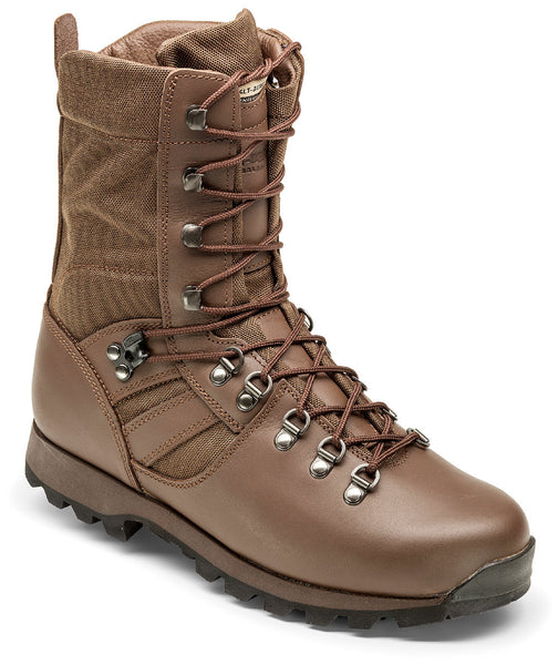 ALTBERG JUNGLE BROWN BOOTS