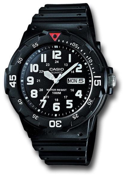CASIO MRW-200H-1BVES WATCH