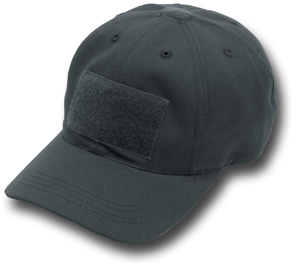 BLACK OPERATOR PEAK CAP - Silvermans