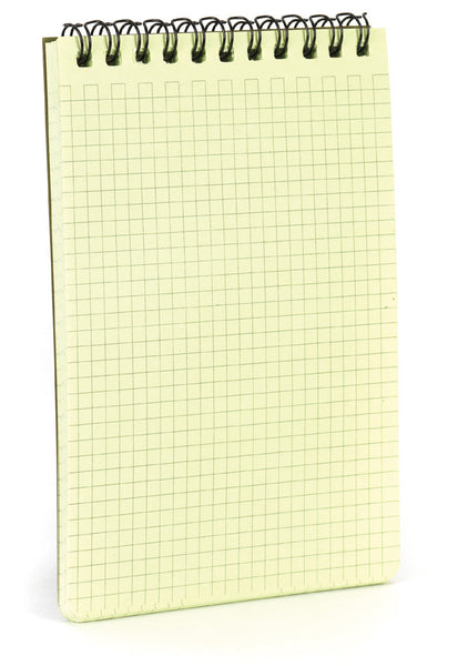 SNUGPAK NOTEBOOK 4x6 - Silvermans  - 4