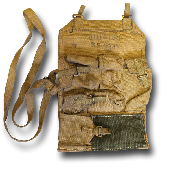 WWII TOOL ROLL DATED 1945 - Silvermans