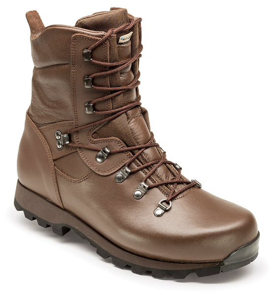 ALTBERG TABBING BOOT BROWN