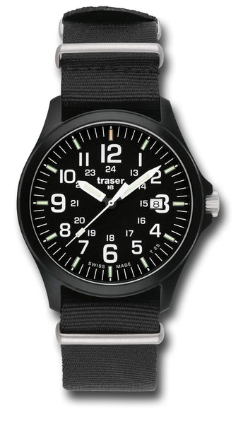 TRASER H3 OFFICER PRO WATCH - Silvermans