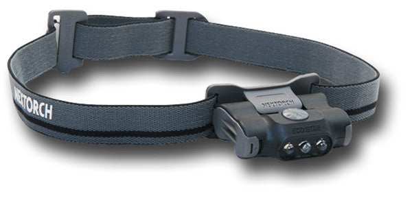 NEXTORCH ECO STAR HEADTORCH - Silvermans
