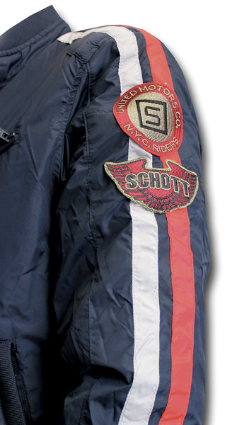 SCHOTT SPEED ST MOTO JACKET - Silvermans  - 2