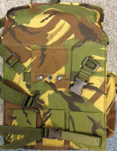 CAMOUFLAGE MOTORCYCLE PANNIERS - Silvermans  - 3