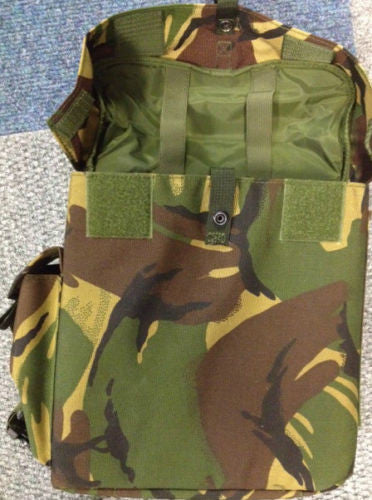 CAMOUFLAGE MOTORCYCLE PANNIERS - Silvermans  - 2