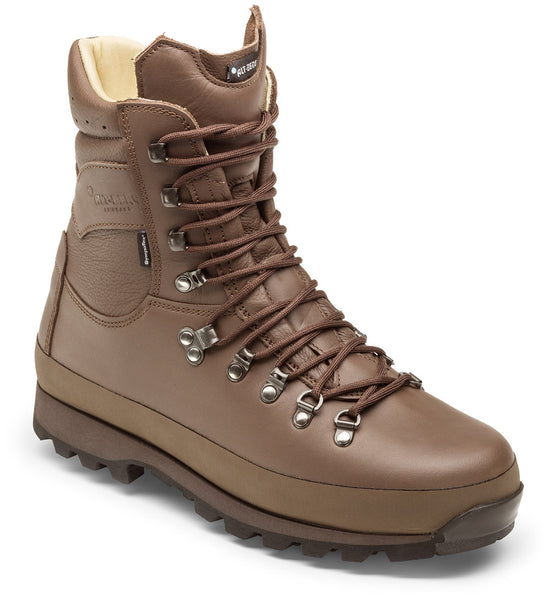 ALTBERG WARRIOR AQUA BROWN BOOTS
