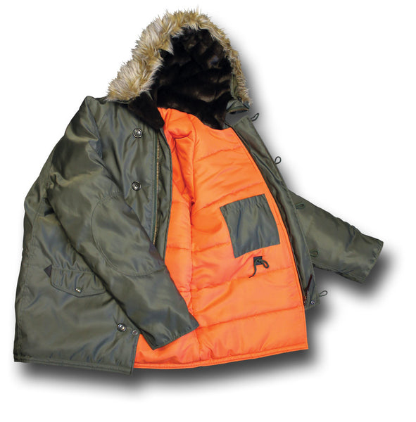 SILVERMANS N3BS PARKA - Silvermans  - 8