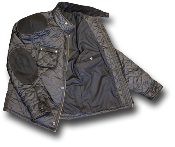 SILVERMANS FASTBACK JACKET - Silvermans  - 2