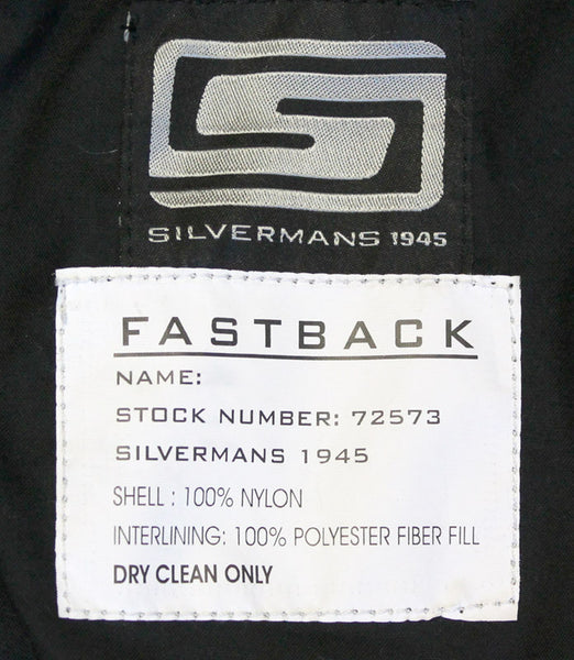 SILVERMANS FASTBACK JACKET - Silvermans  - 4