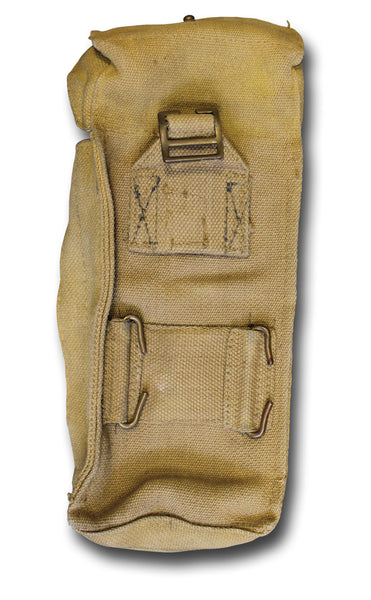 37 PATT BASIC AMMO POUCH WWII - Silvermans  - 4