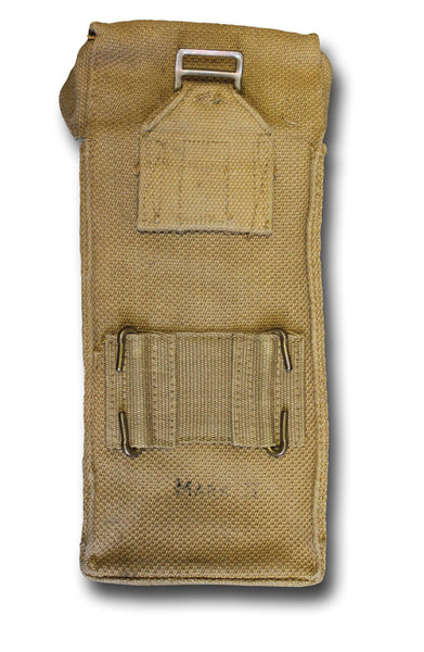 37 PATT BASIC AMMO POUCH WWII - Silvermans  - 2
