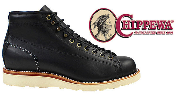 CHIPPEWA 1901M34 BOOTS - Silvermans  - 2