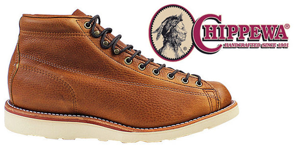 CHIPPEWA 1901M35 BOOTS - Silvermans  - 2