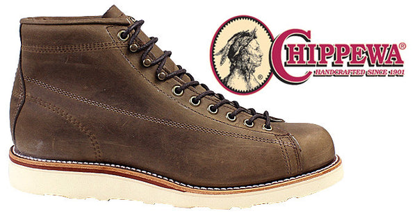 CHIPPEWA 1901M37 BOOTS - Silvermans  - 3