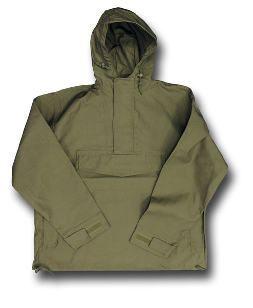MILITARY STYLE ANORAK / SMOCK - Silvermans  - 4