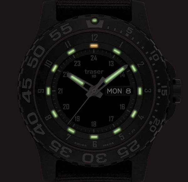 TRASER P6600 SHADE WATCH - Silvermans  - 2
