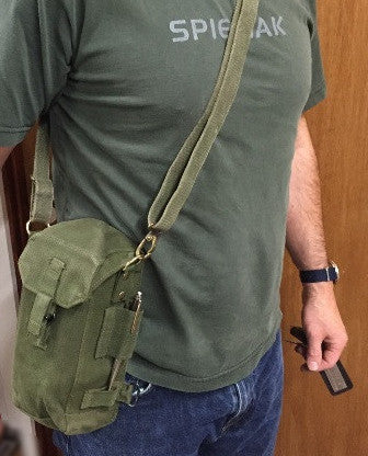 SHOULDER BAG AMMO POUCH