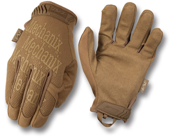 mechanix coyote original gloves