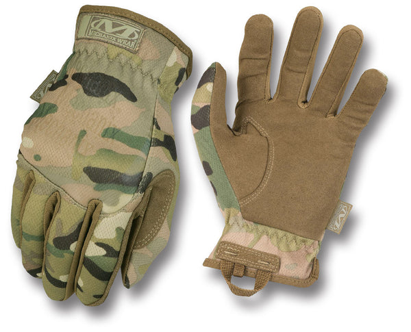 mechanix multicam fastfit gloves