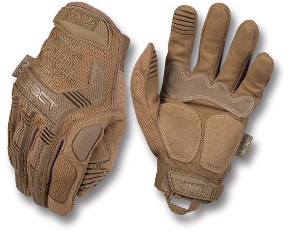mechanix m pact gloves military coyote