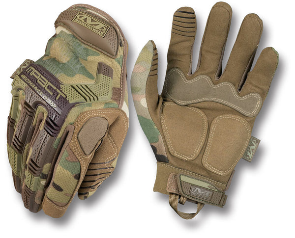 mechanix m pack gloves military multicam