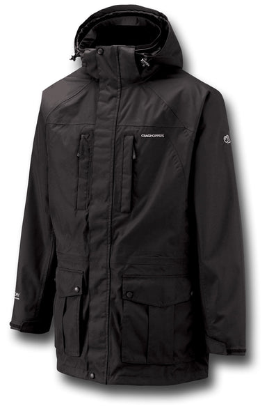 CRAGHOPPERS KIWI LONG JACKET - Silvermans  - 3