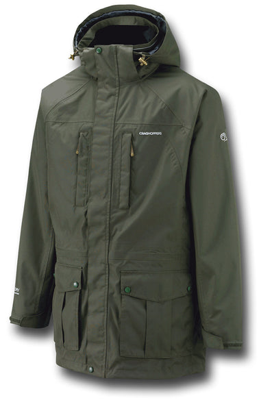 CRAGHOPPERS KIWI LONG JACKET - Silvermans  - 4
