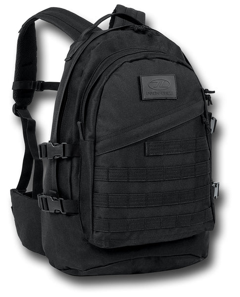 HIGHLANDER RECON 40L PACK - BLACK