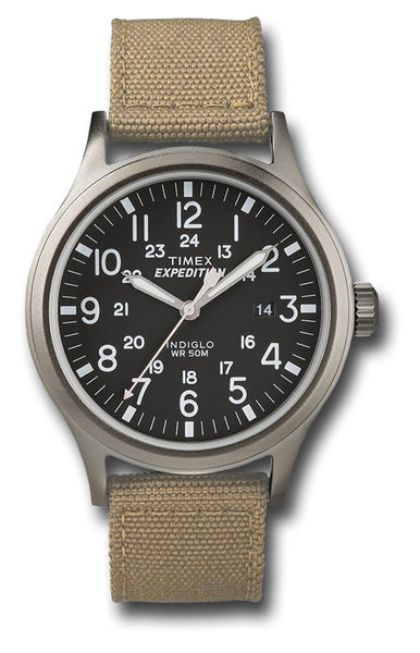 TIMEX EXPEDITION SCOUT TAN - Silvermans  - 2