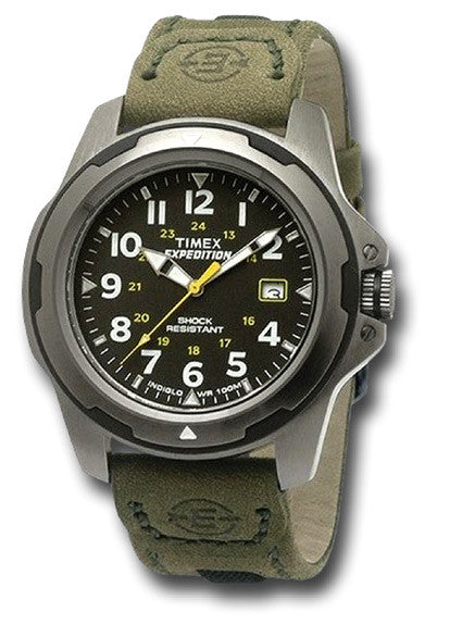 TIMEX EXPED. RUGGED FIELDS BLK - Silvermans  - 2
