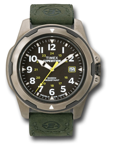 TIMEX EXPED. RUGGED FIELDS BLK - Silvermans  - 3