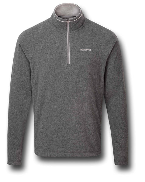 CRAGHOPPERS SELBY H/ZIP FLEECE - Silvermans  - 4