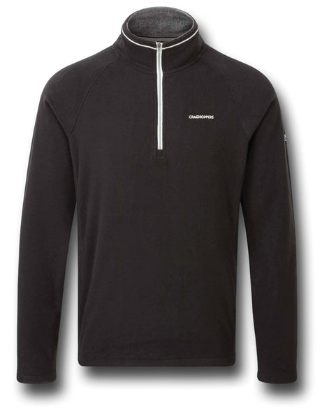 CRAGHOPPERS SELBY H/ZIP FLEECE - Silvermans  - 5