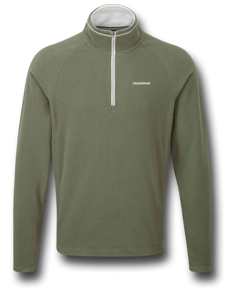 CRAGHOPPERS SELBY H/ZIP FLEECE - Silvermans  - 6