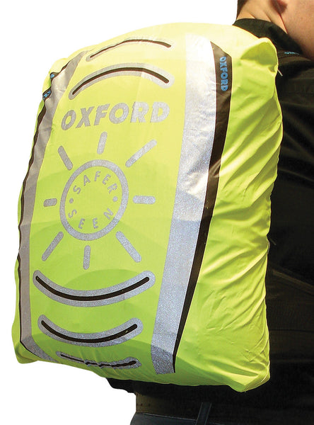 OXFORD BRIGHT BACKPACK COVER - Silvermans  - 2