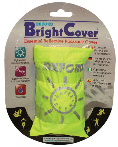 OXFORD BRIGHT BACKPACK COVER - Silvermans  - 4